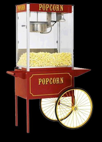 Where to find POPCORN MAKER W CART in Poughkeepsie