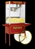 Rental store for POPCORN MAKER W CART in Poughkeepsie NY