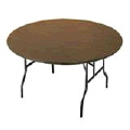 Rental store for TABLE, 48  ROUND in Poughkeepsie NY