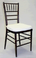 Rental store for CHAIR,BALLROOM MAHOGANY in Poughkeepsie NY