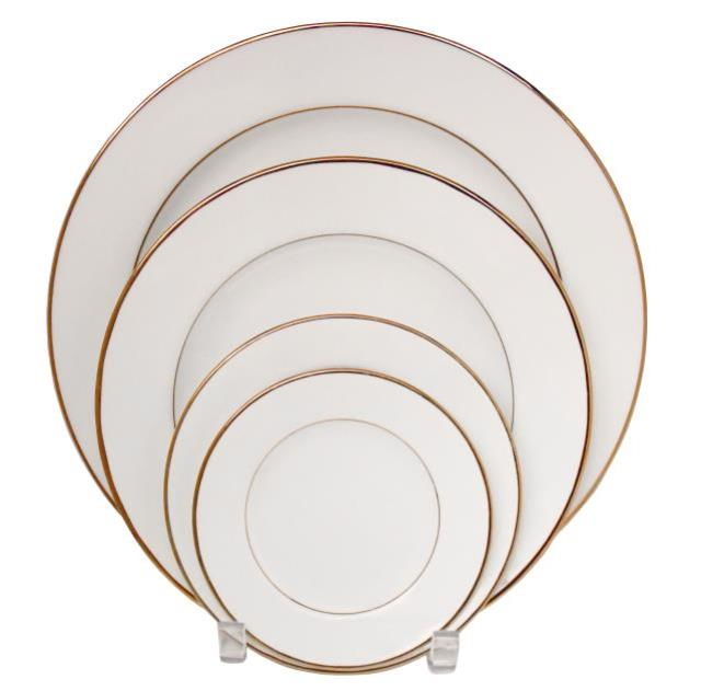Where to find PLATE, LUNCHEON 9  IVORY GOLD in Poughkeepsie