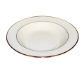 Rental store for PLATE,IVORY GOLD PASTA 8  BOWL in Poughkeepsie NY