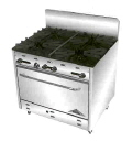 Rental store for BURNER, 4 CHEF OVEN in Poughkeepsie NY
