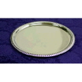 Rental store for TRAY, SILVERPLATE 16  ROUND in Poughkeepsie NY