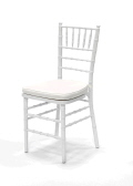 Rental store for CHAIR,BALLROOM WHITE in Poughkeepsie NY