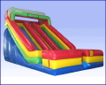 Rental store for BOUNCE SLIDE RIDE WET OR DRY DOUBLE in Poughkeepsie NY