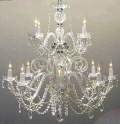 Rental store for CHANDELIER , LG CRYSTAL 26 X34 in Poughkeepsie NY