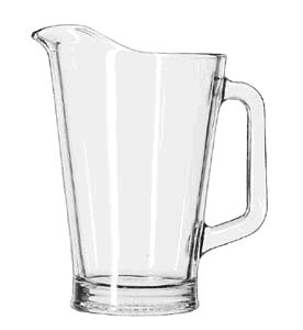 Where to find PITCHER, WATER GLASS SWIRLED in Poughkeepsie