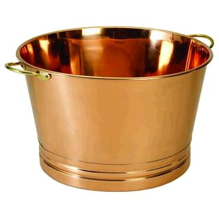Where to find TUB COPPER 14 DIAMX9  HIGH in Poughkeepsie
