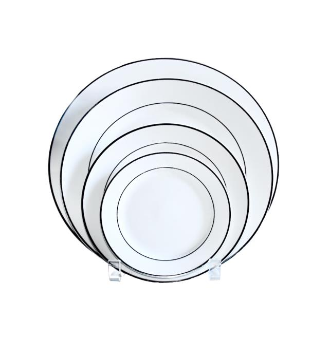 Where to find PLATE,PLATINUM RIM 10 in Poughkeepsie