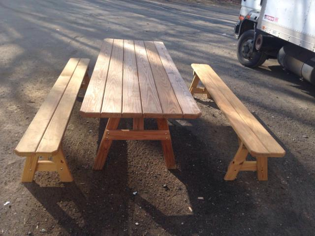Where to find PICNIC TABLES 8 in Poughkeepsie