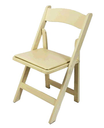 Where to find CHAIR, WOOD IVORY in Poughkeepsie