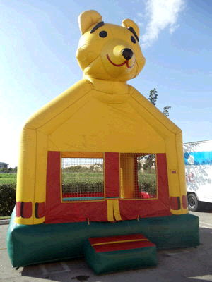 Where to find BOUNCE WINNIE THE POO 10 X10 in Poughkeepsie