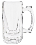 Rental store for GLASS, BEER MUG 12 OZ in Poughkeepsie NY