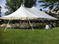 Rental store for TENT,SAILCLOTH 44 X83 in Poughkeepsie NY