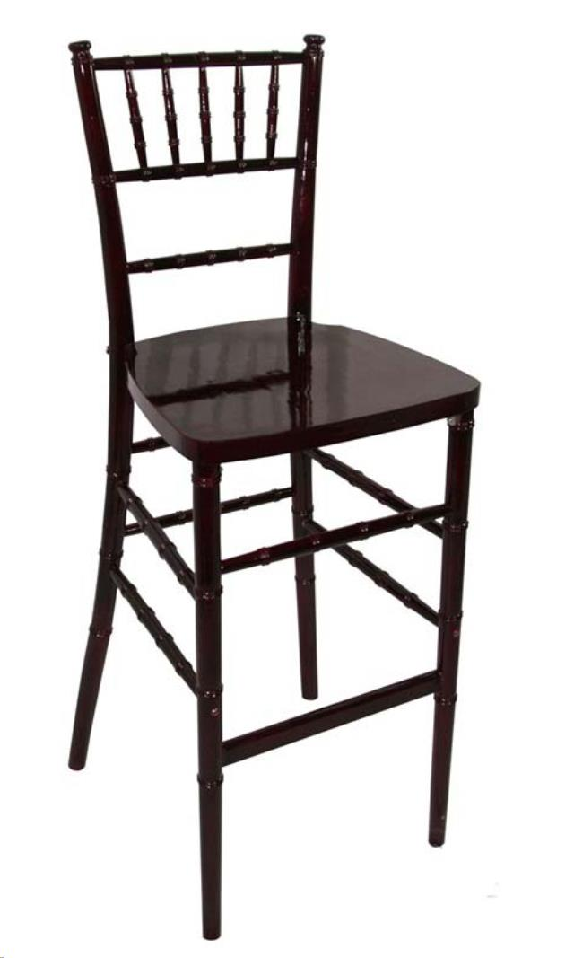 Where to find CHAIR, BARSTOOL MAHOGANY in Poughkeepsie