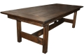 Rental store for FARM,TABLE DARK WALNUT 8 LX42 W in Poughkeepsie NY