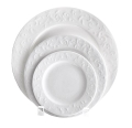 Rental store for PLATE, ABIGAIL WHITE DINNER 10 in Poughkeepsie NY