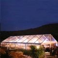 Rental store for TENT,JUMBO TRACK CLEAR 40 X100 in Poughkeepsie NY