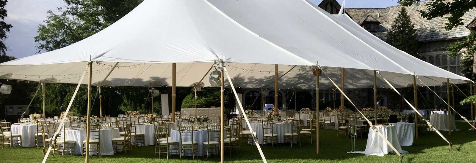 Event rentals in Dutchess County